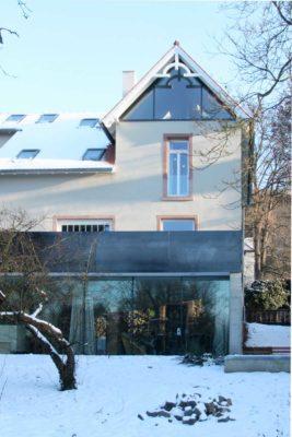 Haus NGL 090119 ANSICHT GARTEN FRONTAL korregiert