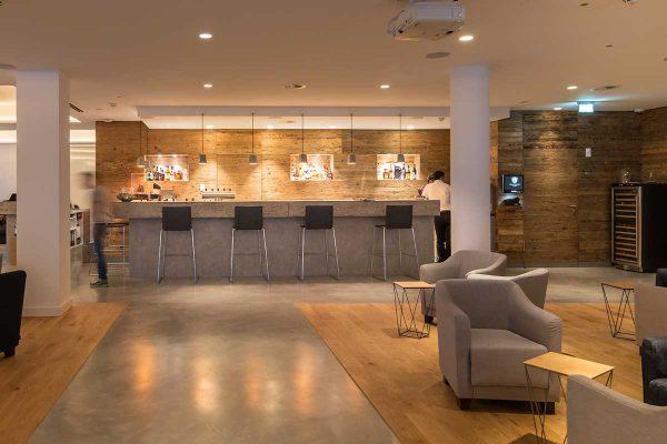 Hotel Bayer bar