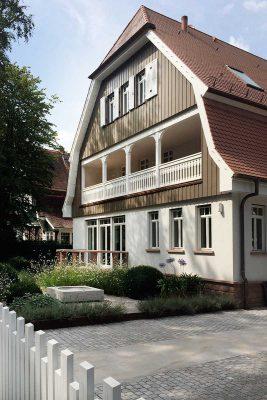 Villa W Fassade