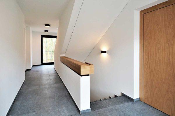 Wohnanlage BRP Treppenhaus 4