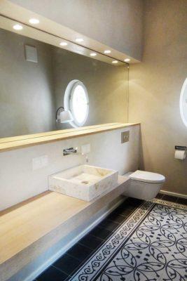 Villa W Gäste WC