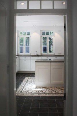 Villa W Küche