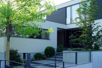 Haus MSTR TOP MEI Innen Bibliothek