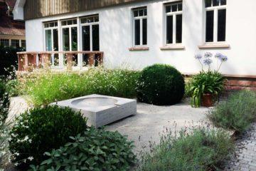 Exterior TOP Vorgarten