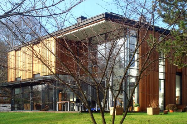 Haus TRM G45 Ansicht Süd Ost